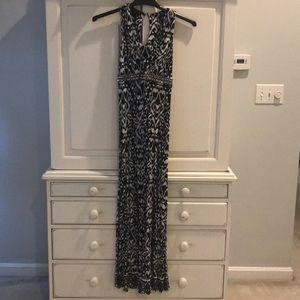Women's full length dress